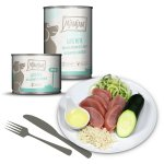 Ernährung, Aufbewahrung & Näpfe