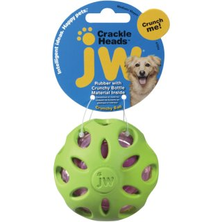 JW Crackle Head Ball L 9,5cm