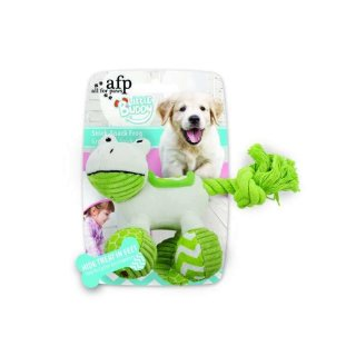 AFP Little Buddy Snick Snack Frog