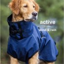 Active Cape Wind & Rain L  68cm Blau