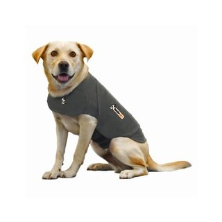 Thundershirt Dog Anxiety M Grau