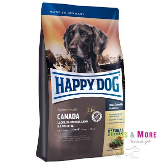 Happy Dog Supreme Canada 4 kg