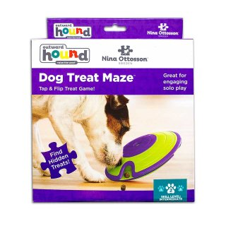 Nina Ottosson Dog Treat Maze NEW