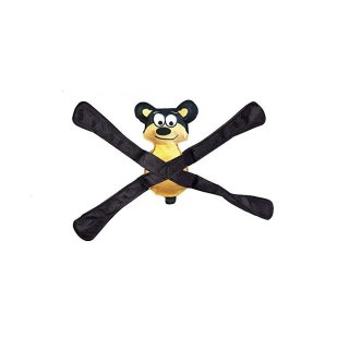 Doggles Pentapulls Bear black