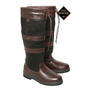 Galway Extrafit Stiefel Black/Brown 35