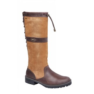 Glanmire Damen Stiefel Brown 39