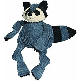 Huggle Hounds Large Racoon Knottie