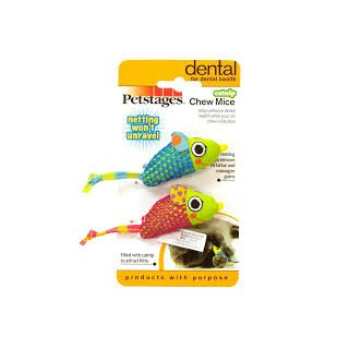 Petstages Chew Mice