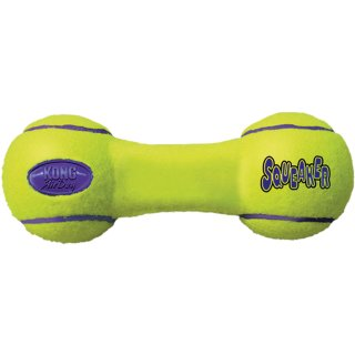 Air Kong Squeaker Dumbbell
