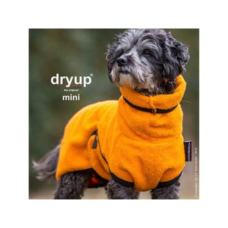 Hundemantel fit4dogs dryup cape Clementine