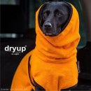 Hundemantel fit4dogs dryup cape Clementine XS  48cm