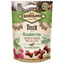 Carnilove Snack Duck with Raspberries
