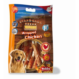 Nobby Starsnack Wrapped Chicken 12,5cm